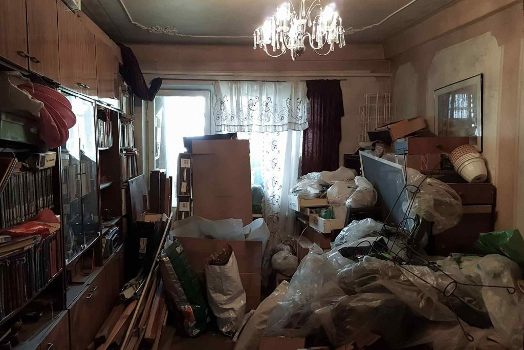 Hoarding Cleanup Service