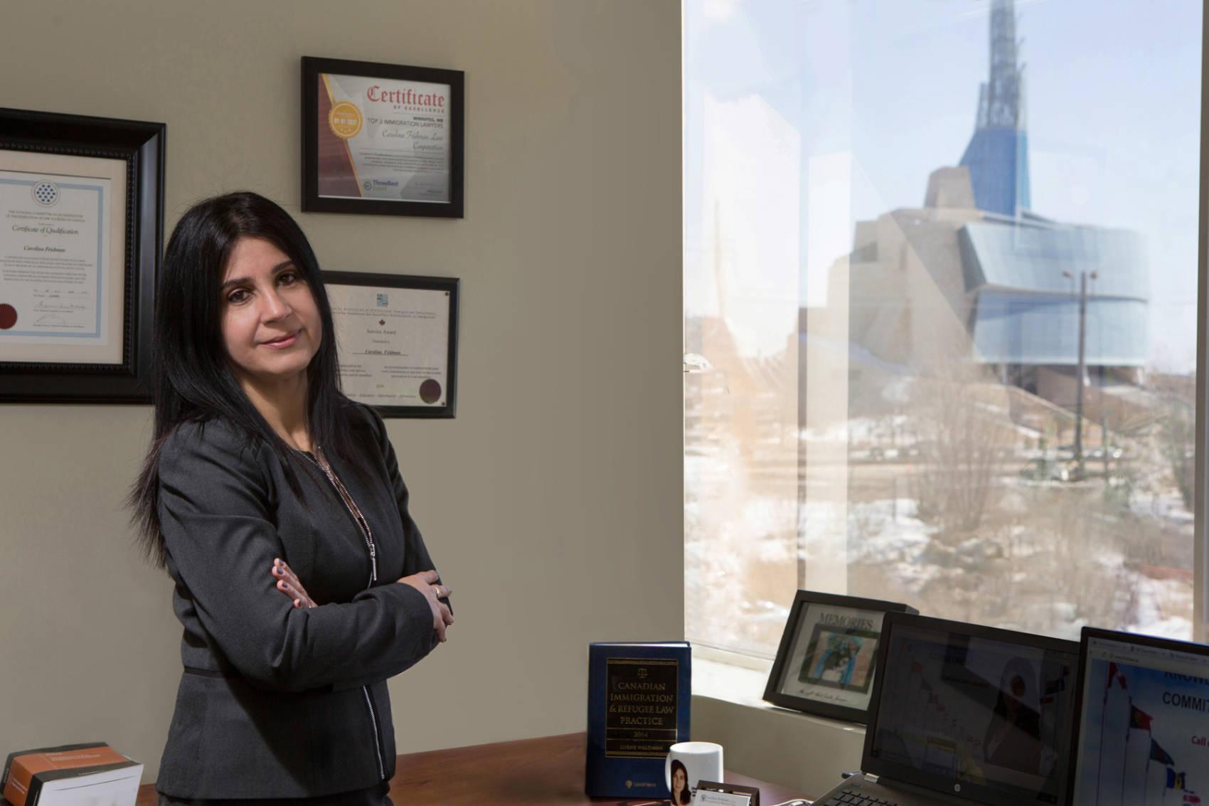 Lawyer Canada